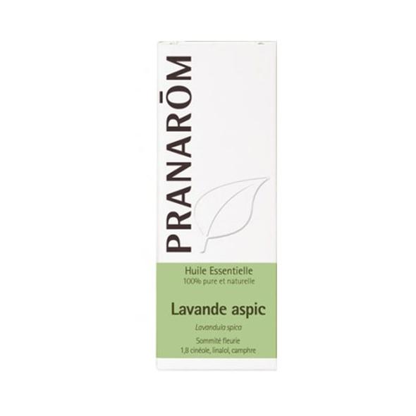 Huile essentielle de Lavande aspic Pranarôm