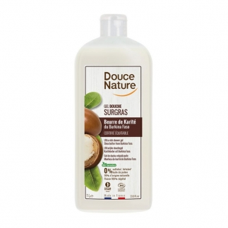 Gel douche surgras bio Douce Nature