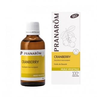 Huile végétale de cranberry bio Pranarôm