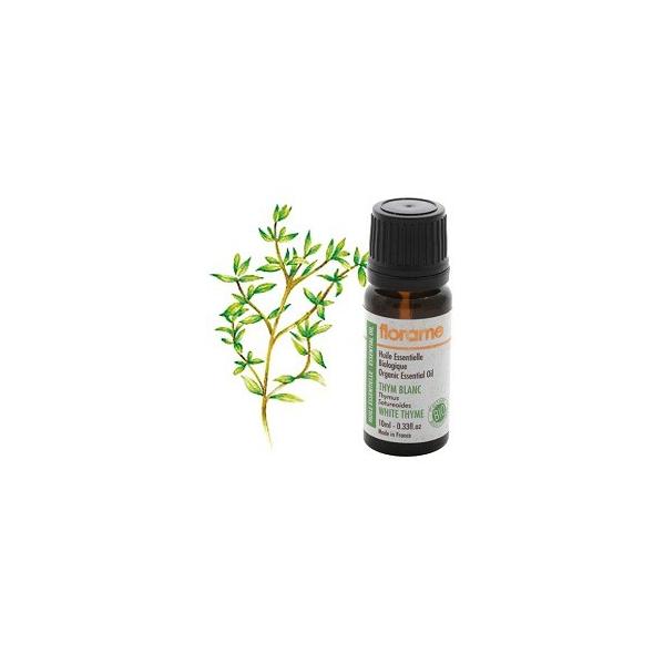 Huile essentielle de Thym Blanc Borneol bio - 10ml