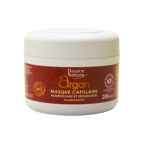 Masque capillaire nourrissant bio Douce Nature