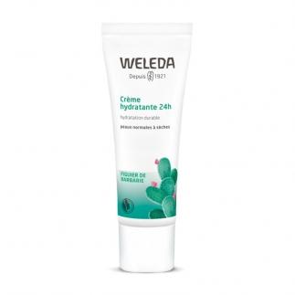 Crème hydratante bio Weleda