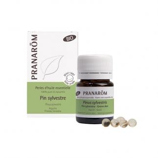 Perles Pin sylvestre bio Pranarôm