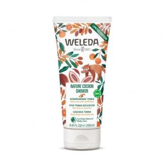 Crème de douche nature cocoon shower Weleda