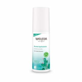 Brume hydratante bio Weleda