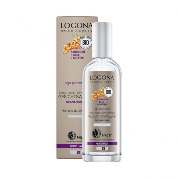 Lotion tonique Age Protection Logona