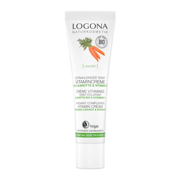 Crème vitaminée Logona