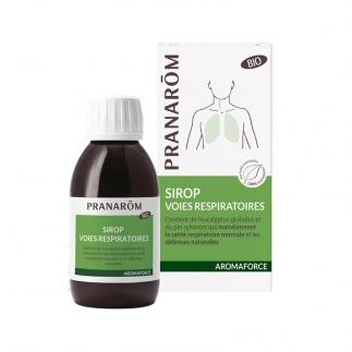Sirop bio Voies respiratoires Pranarôm