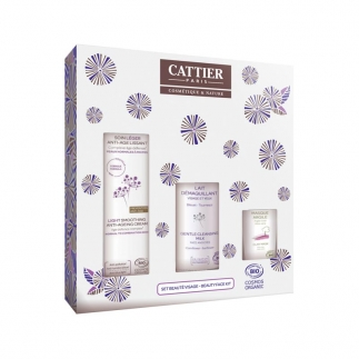 Coffret visage bio Cattier