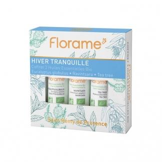 Coffret huiles essentielles Hiver Florame