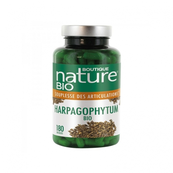 Harpagophytum bio Articulations Boutique Nature