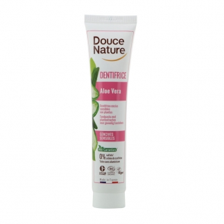 Dentifrice aloe vera Douce Nature