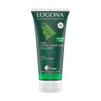 après-shampooing brillance ortie bio Logona