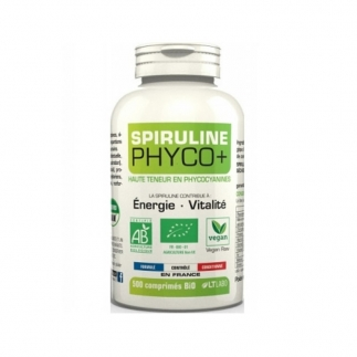 Spiruline Phyco+ bio Lt Labo