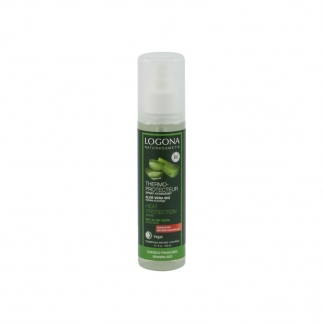 Spray hydratant thermo protecteur aloes bio Logona