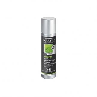 Déodorant spray homme Logona