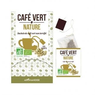 Café vert nature aromandise
