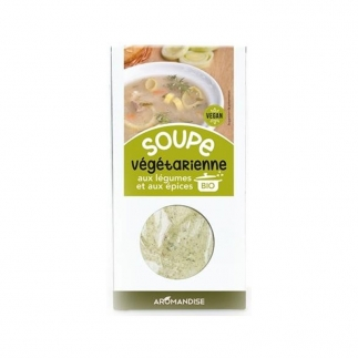 Soupe végétarienne bio Hildegarde de Bingen Aromandise