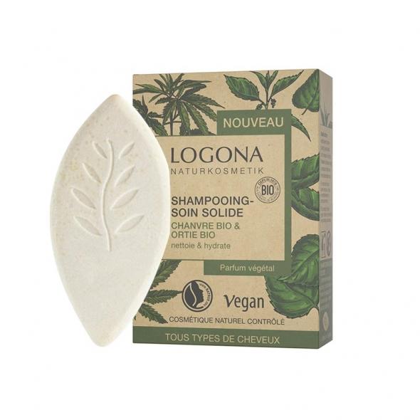 Shampooing solide bio Logona