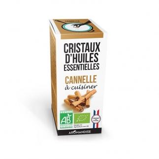 Cristaux d'huiles essentielles - Cannelle - 10g