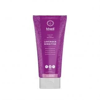Shampooing Khadi ayurvédique Lavender sensitive