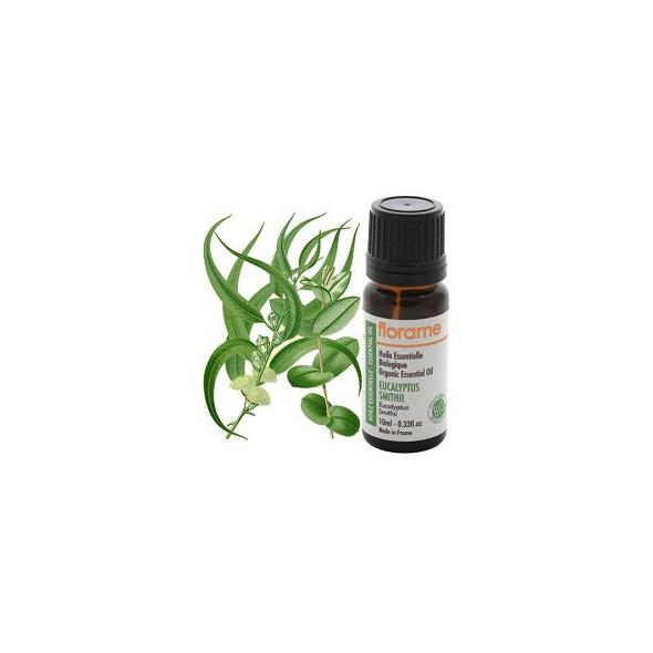 Huile essentielle Eucalyptus Smithii Bio - 10ml