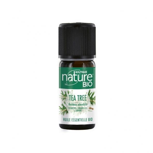 Huile essentielle tea tree bio Boutique nature