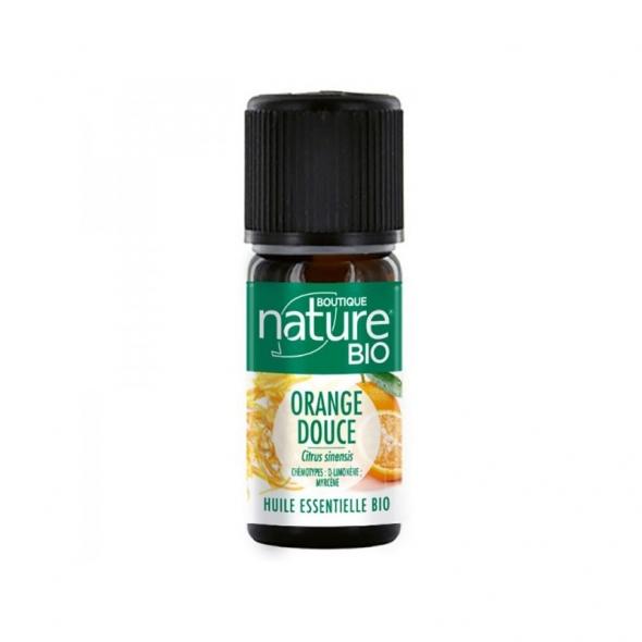 Huile essentielle Orange douce bio Boutique Nature