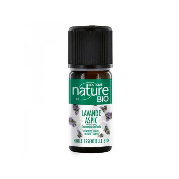 Huile essentielle Lavande Aspic bio Boutique Nature