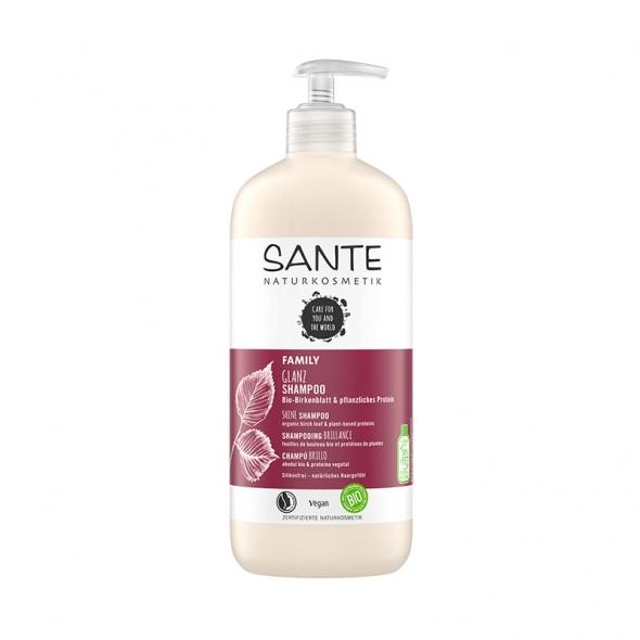 Shampoing brillance au bouleau bio