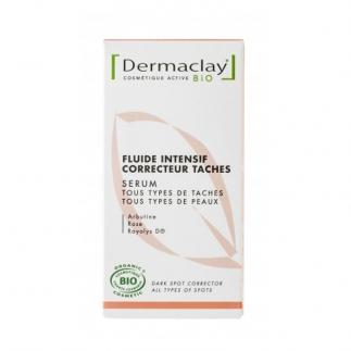 Fluide anti-tâches Dermaclay