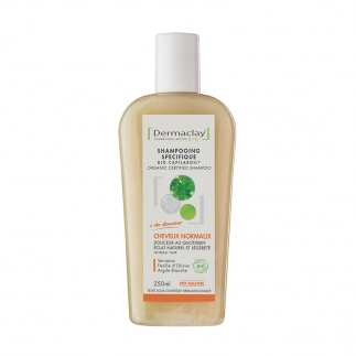 Shampooing bio cheveux normaux Dermaclay