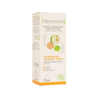 Gommage hydratant lissant doux - 75 ml