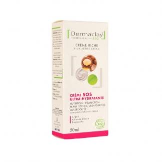 Crème riche SOS Ultra Hydratante