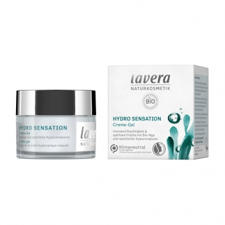 Crème gel hydratante Hydro Sensation Lavera