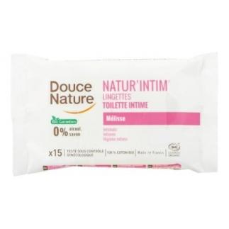 Lingettes intime Natur'Intim Douce Nature