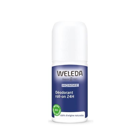 Déodorant roll-on Homme Weleda