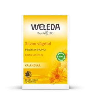 Savon végétal bio au Calendula