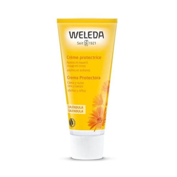 Crème protectrice au calendula Weleda