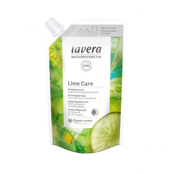 Recharge savon liquide Lavera