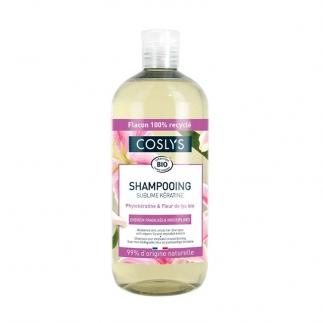 Shampoing kératine bio Coslys