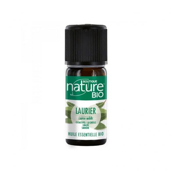 Huile essentielle de laurier noble bio Boutique Nature