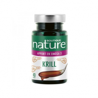 Krill oméga 3 Boutique Nature
