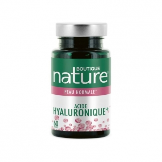 Acide hyaluronique + Boutique Nature