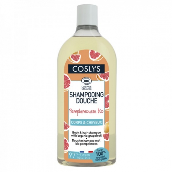 Shampoing douche pamplemousse - 750ml