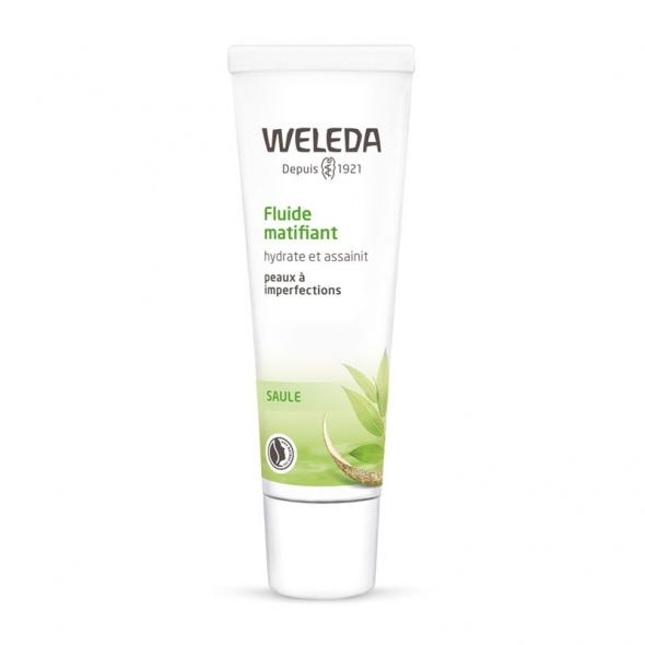 Fluide matifiant Weleda