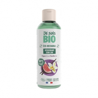 Recharge déodorant roll-on Je suis Bio