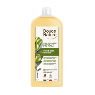 Shampoing douche bio Huile d'olive Douce Nature