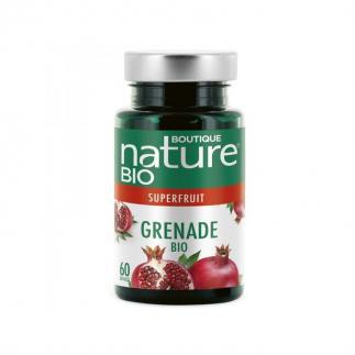 Grenade bio Vitalité Boutique Nature