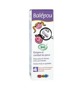 Spray bouclier Balépou Répulsif Bio - 100 ml